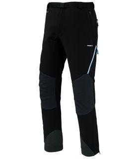 Pantalones Trangoworld Prote Fi Hombre Negro Azul