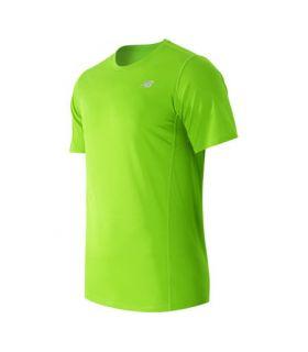 Camiseta running New Balance Accelerate Short Sleeve Hombre