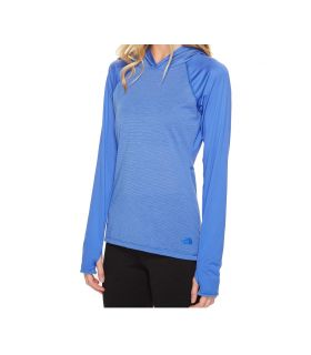 Camiseta con Capucha The North Face Reactor Hoodie Mujer