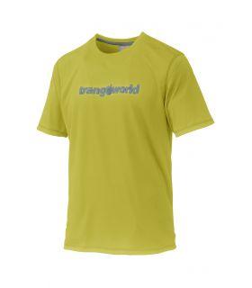 Camiseta Trangoworld Omiz Hombre Verde