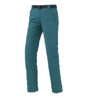 Pantalones de Montaña Trangoworld Kramsa Mujer Azul