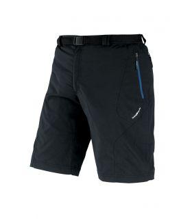 Pantalones cortos Trango World Dobu Fi Hombre Negro Azul