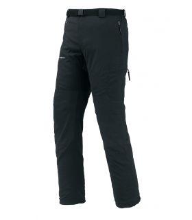 Pantalones de montaña Trangoworld Zayo Fi Hombre Negro