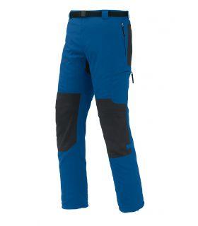 Pantalones de montaña Trangoworld Zayo Fi Hombre Azul