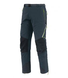 Pantalones Trangoworld Prote Fi Hombre Gris Amarillo
