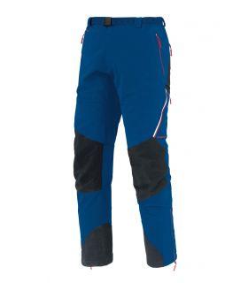 Pantalones Montaña Trangoworld Prote Fi Hombre Azul. Oferta y Comprar online