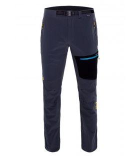 Pantalones Trekking Ternua Torsten Pant Hombre Gris
