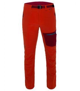 Pantalones Trekking Ternua Torsten Pant Hombre Naranja