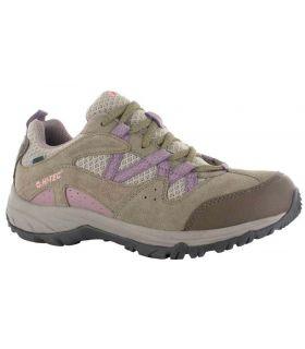 Zapatillas de Senderismo Hi-Tec Celcius Wp Mujer Taupe. Oferta y Comprar online
