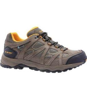 Zapatillas de Senderismo Hi-Tec Ruta Low Wp Hombre Marron