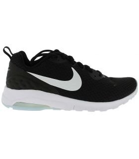 Zapatillas Nike Air Max Motion Lw Hombre Negro