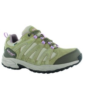 Zapatillas de Senderismo Hi-Tec Alto II Low Wp Mujer Taupe. Oferta y Comprar online