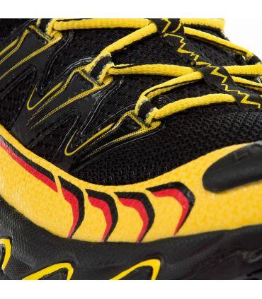 Zapatillas Trail Running La Sportiva Ultra Raptor Hombre Negro Amarillo