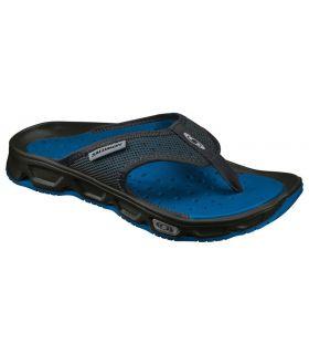 Sandalias de relax Salomon RX Break Hombre Negro Azul