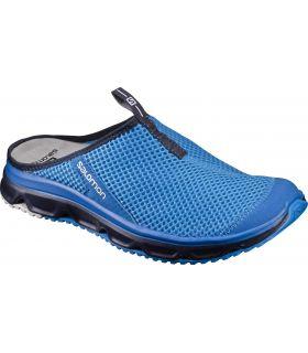 Zapatillas Descanso Salomon Rx Slide 3.0 Hombre Azul