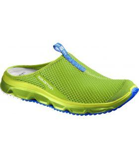 Zapatillas Descanso Salomon Rx Slide 3.0 Hombre Lima. Oferta y Comprar online