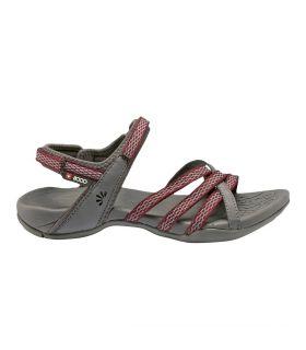 Sandalias de trekking +8000 Tesnu Mujer Granate
