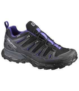 Zapatillas montaña Salomon X Ultra 2 Gtx Mujer Negro