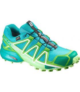 5a144e1cac5 Zapatillas Trail Running Salomon Speedtrak Mujer 38 2 3 Coral SMWDlm ...