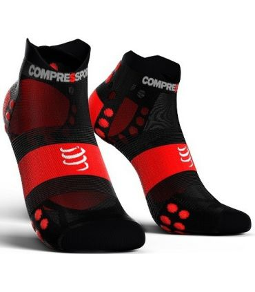 Calcetines Running Compressport Pro Racing Socks V3.0 Ultralight Negro