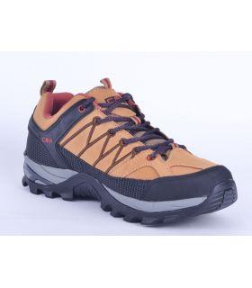 Zapatillas de trekking CMP Rigel Low Wp Hombre Naranja