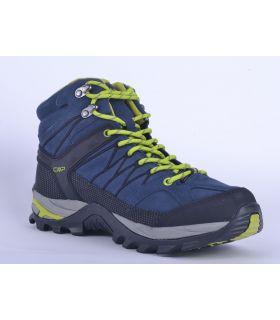 Botas de Montaña Campagnolo Rigel Mid Wp Hombre Azul