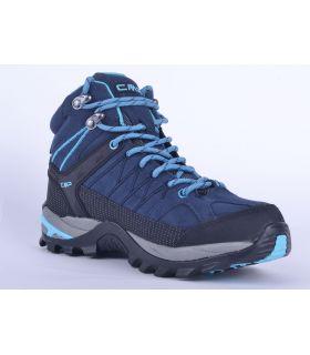 Botas de Montaña Campagnolo Rigel Mid Wp Mujer Azul