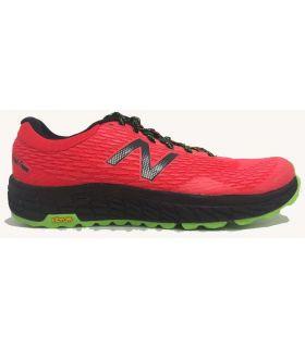 Zapatillas trail running New Balance Fresh Foam Hierro V2 Hombre Rojo