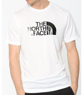 Camiseta The North Face Tanken Tee Hombre Blanco