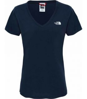 Camiseta The North Face S/S Simple Dome Tee Mujer