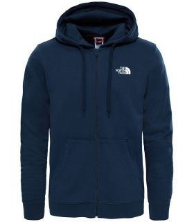 Sudadera The North Face Open Gate FZHood Light Hombre Navy