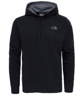 Sudadera The North Face Seasonal Drew Peak Light Hombre Negro