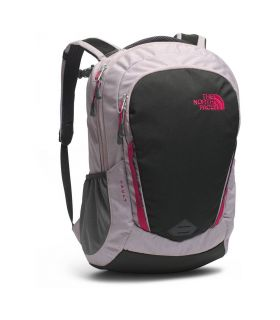Mochila The North Face Vault Mujer Gris Rosa