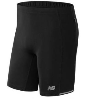 Mallas New Balance Impact 8 Inch Fit Short Hombre