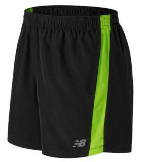 Pantalones running New Balance Accelerate 5 Hombre Negro