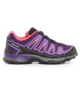 Zapatillas de Montaña Salomon X-Ultra GoreTex J Niños