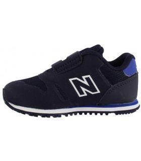 Zapatillas New Balance KA373 Niños Azul