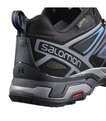Zapatillas de trekking Salomon X Ultra 3 GTX Hombre Gris Azul
