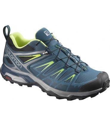 Zapatillas de trekking Salomon X Ultra 3 Hombre Azul
