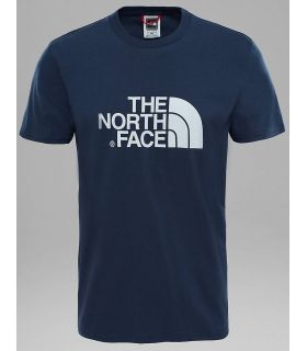Camiseta de trekking The North Face Easy Tee Hombre Navy