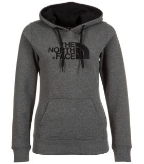 Sudadera The North Face Drew Peak Mujer Gris Negro