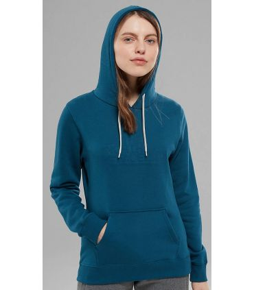 Sudadera The North Face Drew Peak Mujer Azul