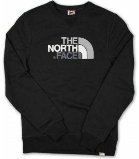Sudadera The North Face Drew Peak Crew Hombre Negro