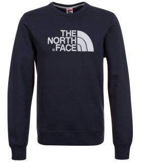 Sudadera The North Face Drew Peak Crew Hombre Navy