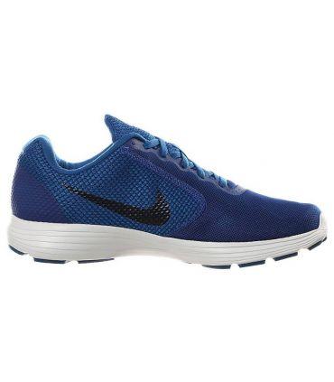 Zapatillas Running Nike Revolution 3 Hombre Azul Azul