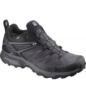 Zapatillas Salomon X Ultra 3 GTX Hombre Negro