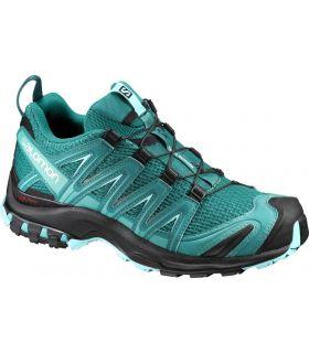 Zapatillas Trail Running Salomon Xa Pro 3D Mujer Turquesa