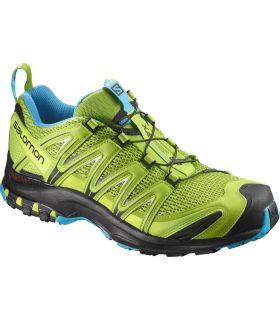 Zapatillas Salomon Xa Pro 3D Hombre Verde Azul