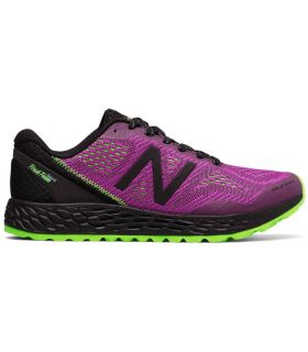 Zapatillas Trail Running New Balance Fresh Foam Gobi Trail V2 Mujer Morado