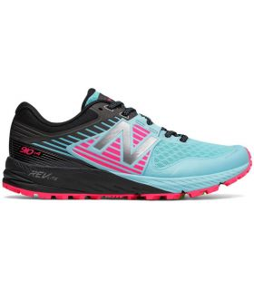 Zapatillas trail running New Balance 910V4 Mujer